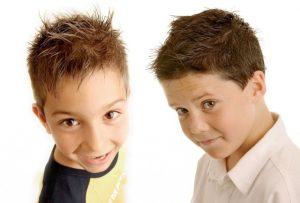 Как красиво подстричь мальчика