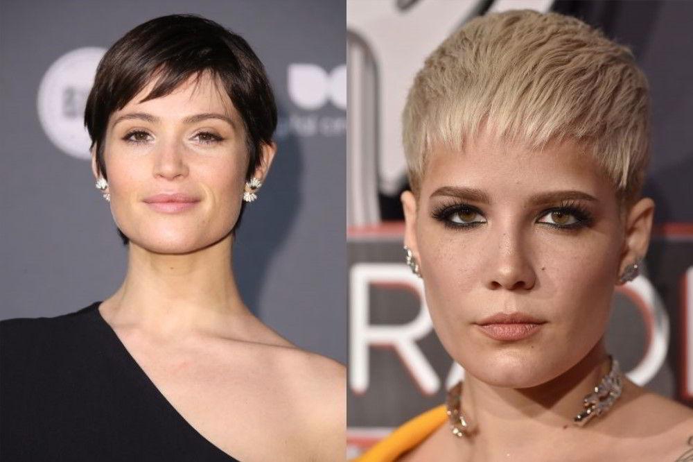 Выбор прически на короткие волосы в соответствие с типом лица