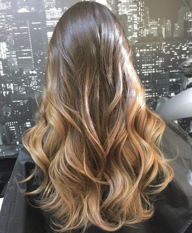 Модный цвет волос для женщин за 40 лет 2019