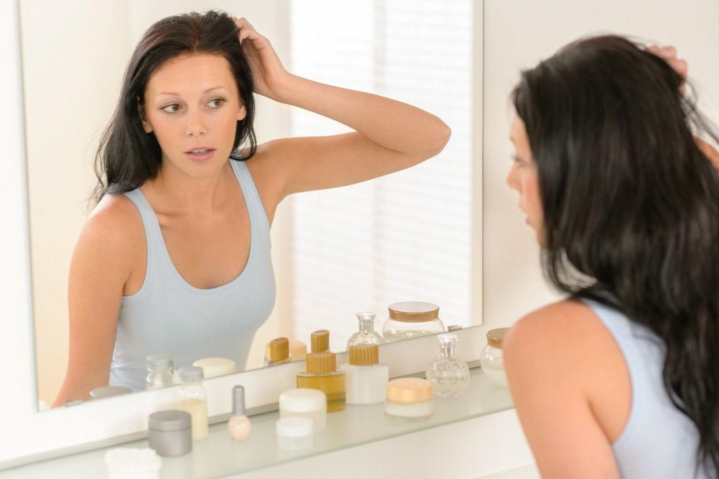 Уход за волосами для женщин за 40 лет