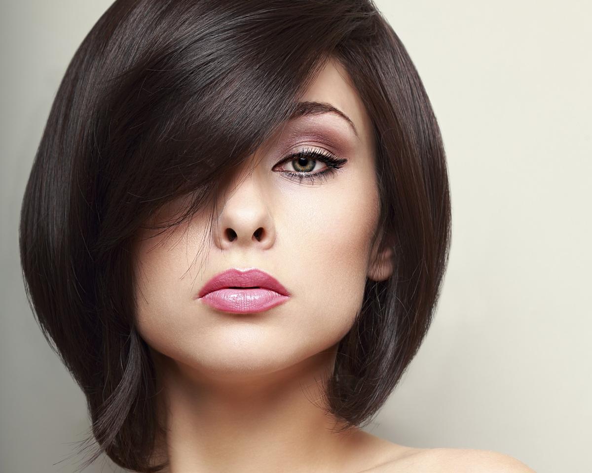 Советы профессионалов по укладке волос для прямоугольного лица