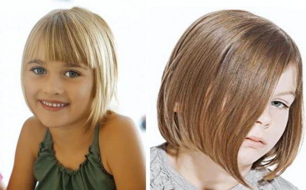 Модные прически для коротких волос для девочек за 5 минут 2020