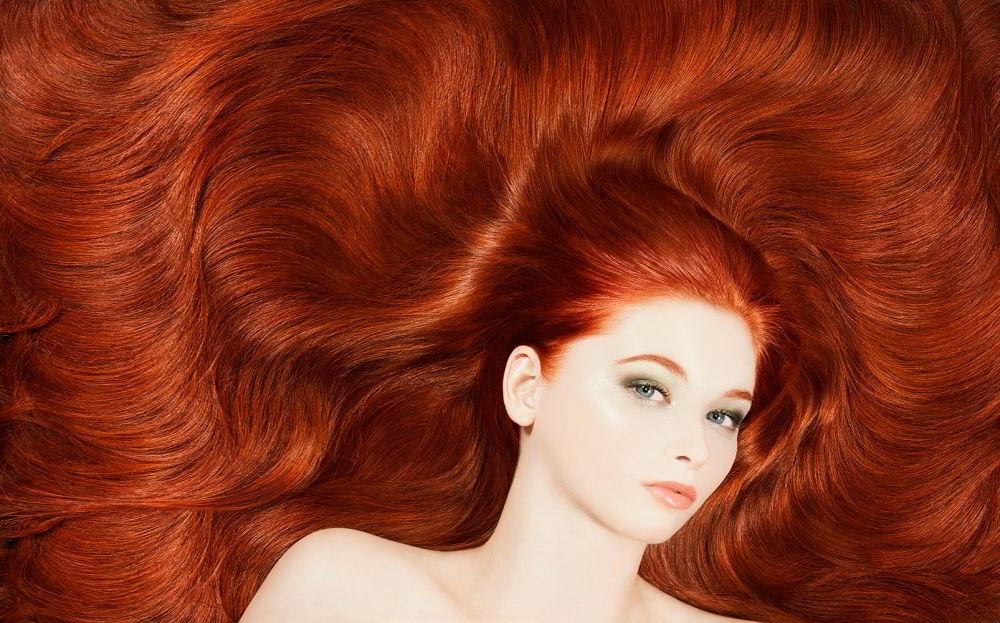Советы профессионалов по окрашиванию волос в рыжий цвет