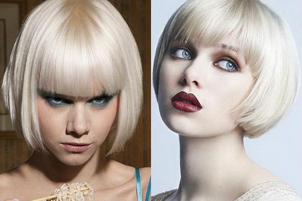Модный блонд 2020