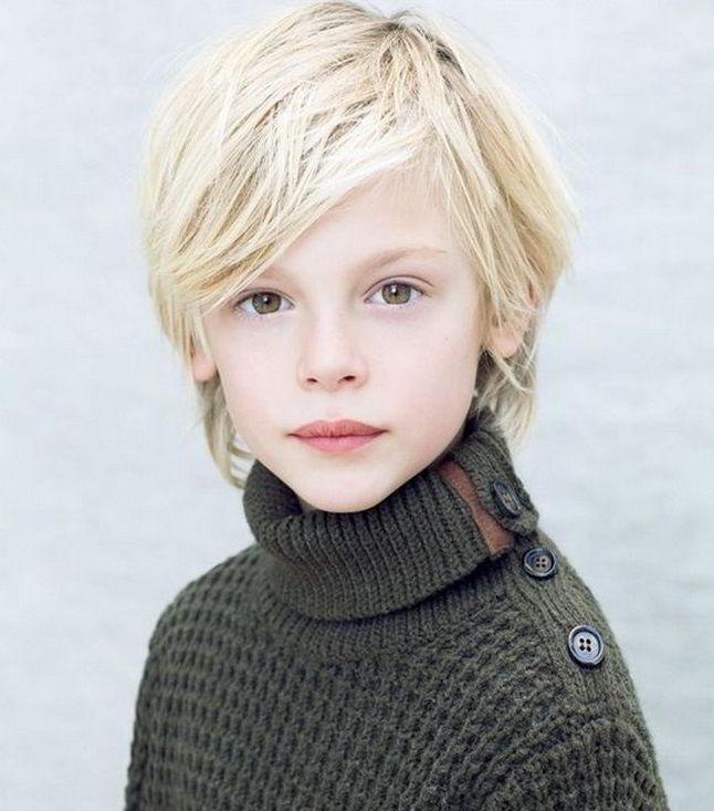 Модная прическа гаврош для мальчиков 10-11 лет 2020