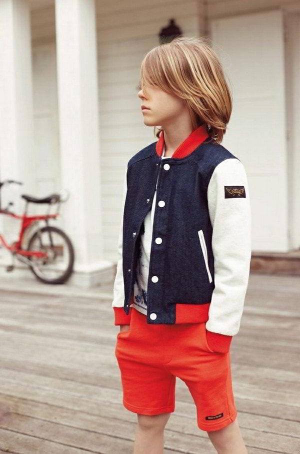 Модная прическа каре для мальчиков 12-13 лет 2020