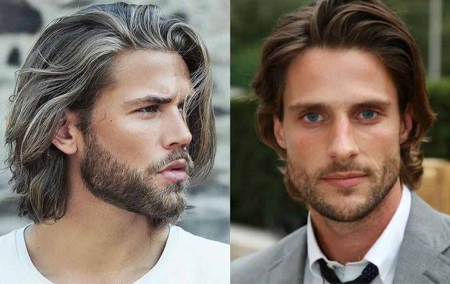 Кому идут прически сдлинными волосами