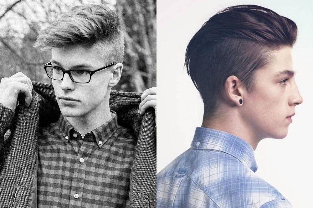Модные тенденции молодежных причесок
